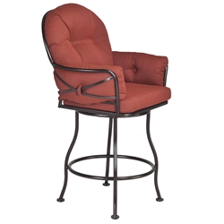OW Lee Cambria Swivel Bar Stool - 17133-SBS