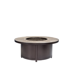 "OW Lee Capri 42""Rd. Occasional Height Fire Table - 5112-42RDO"