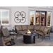 OW Lee Classico Patio Sectional Set - OW-CLASSICOW-SET4