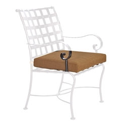 OW Lee Classico-W Dining Arm Chair Cushion - OW53-S-AW