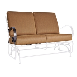 OW Lee Classico-W Love Seat Glider Cushions - OW56-2GW