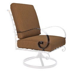 OW Lee Classico-W Swivel Rocker Lounge Chair Cushions - OW56-SRW