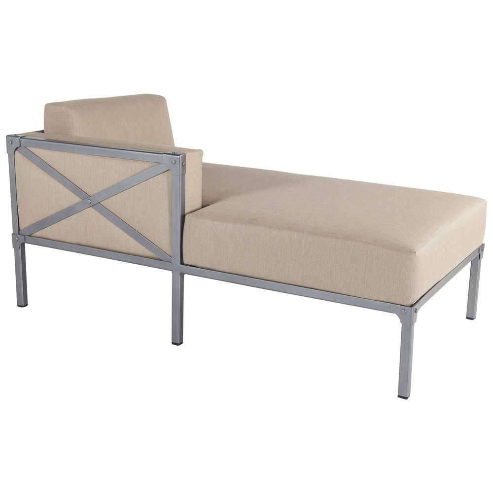 OW Lee Creight Right Sectional Chaise - 55149-RCH
