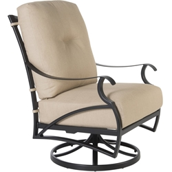 OW Lee Grand Cay Swivel Rocker Lounge Chair - 68156-SR