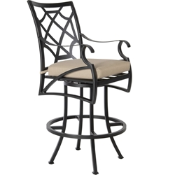 OW Lee Grand Cay Swivel Bar Stool - 6853-SBS
