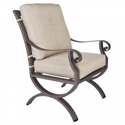 OW Lee Luna Club Dining Arm Chair - 32124-A