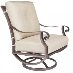 OW Lee Luna Swivel Rocker Lounge Chair - 32125-SR