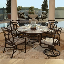 OW Lee Madison 5 Piece Dining Set