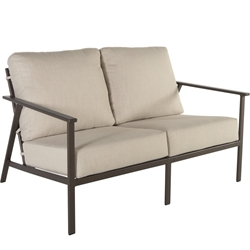OW Lee Marin Cushion Love Seat - 37165-2S