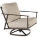 motion base lounge chair