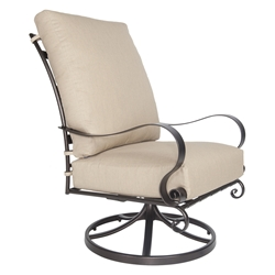 OW Lee Marquette Hi-Back Swivel Rocker Lounge Chair - 2037-SR