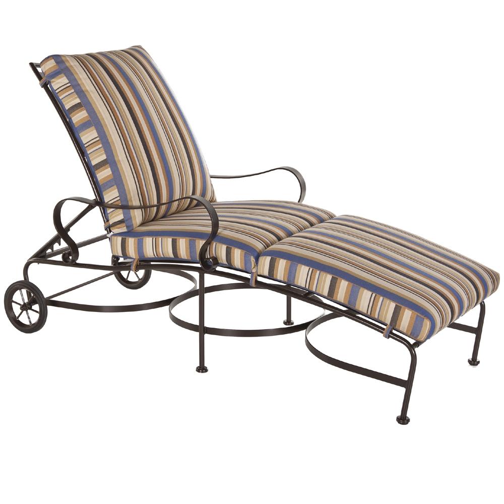 OW Lee Marquette Chaise Lounge - 2052-CH