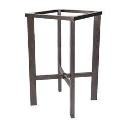 Ow Lee Modern Aluminum Bar Table Base Ma Bt03