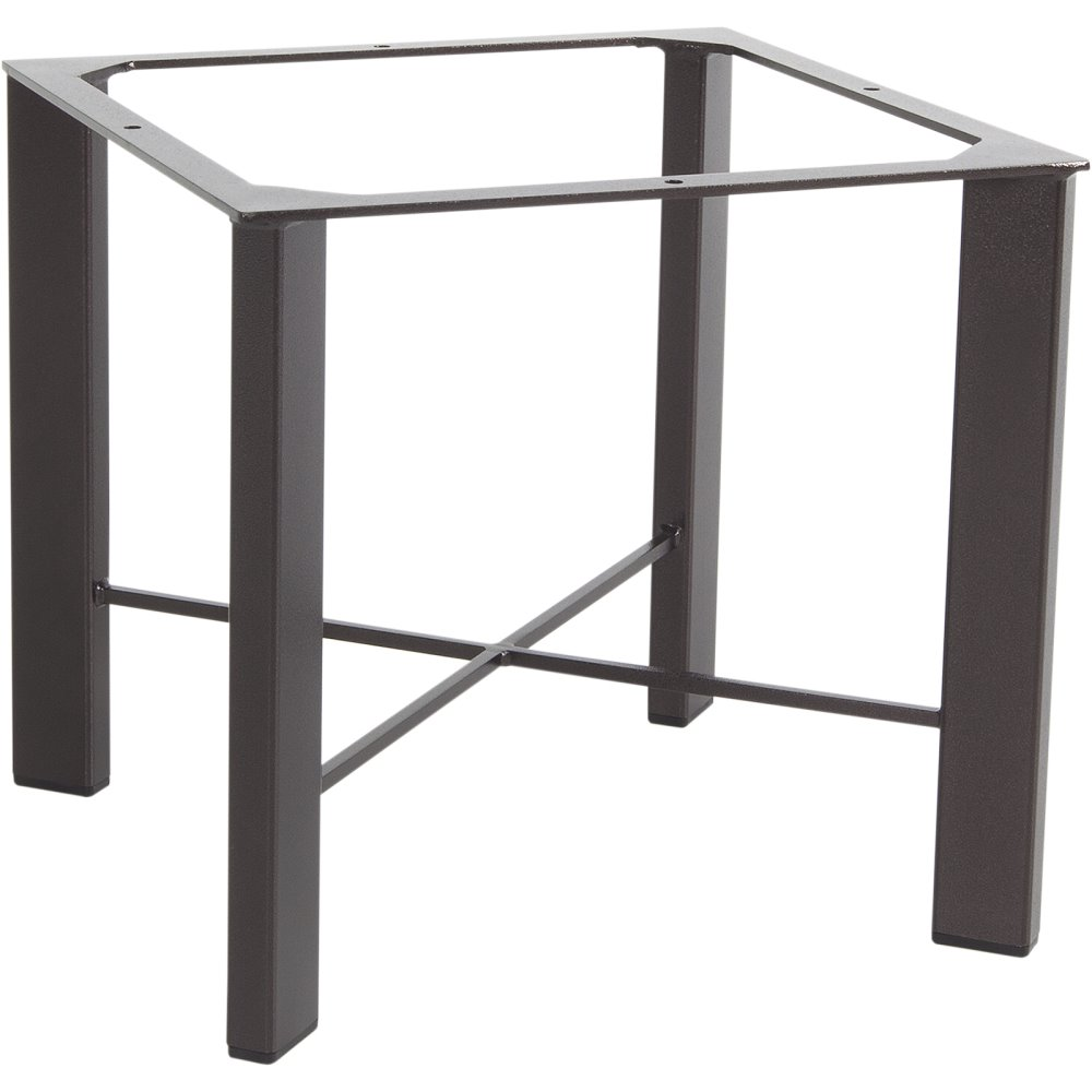 OW Lee Modern Aluminum Chat Table Base - MA-LT03