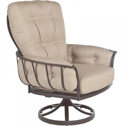 OW Lee Monterra Mini Swivel Rocker Lounge Arm Chair - 424-MSR