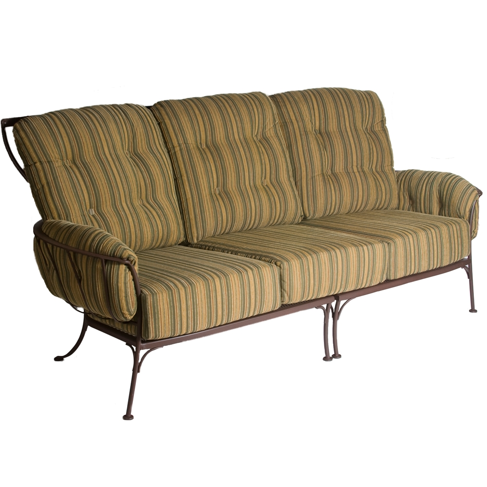 OW Lee Monterra Three Seat Sofa - 427-3S