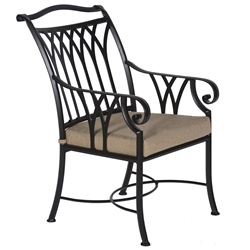 OW Lee Montrachet Dining Arm Chair - 1053-A