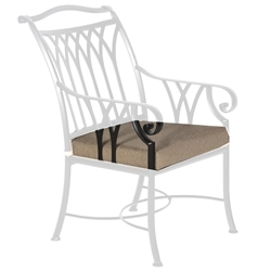 OW Lee Montrachet Dining Arm Chair Cushion - OW53-S-A