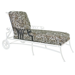 OW Lee Montrachet Adjustable Chaise Cushions - OWC-1099-CH