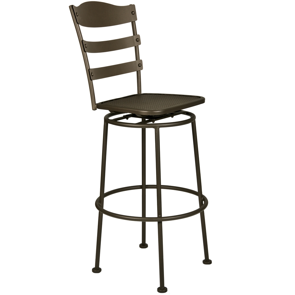 OW Lee Chalet Swivel Bar Stool - 616-SBS