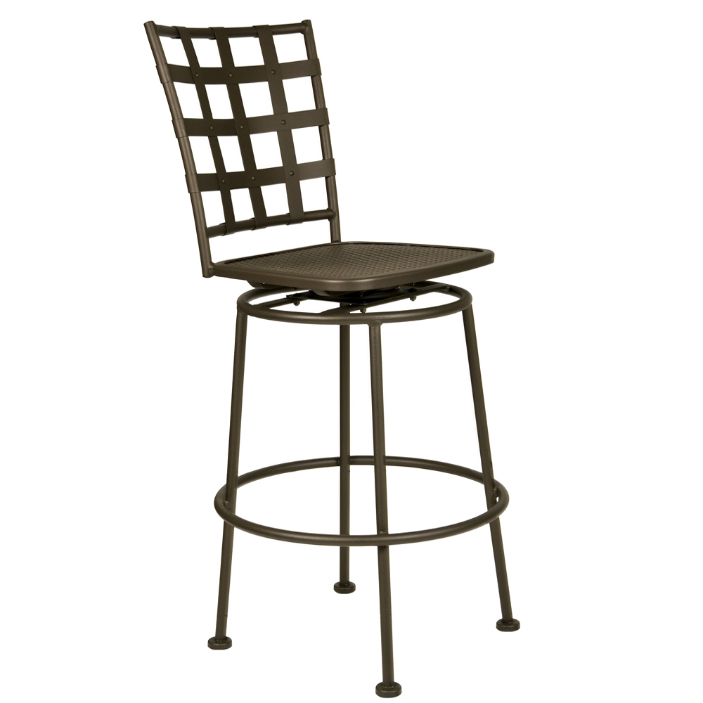 OW Lee Casa Swivel Pub Stool - 716-SPS