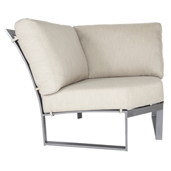 OW Lee Pacifica Corner Sectional Chair - 49165-CR