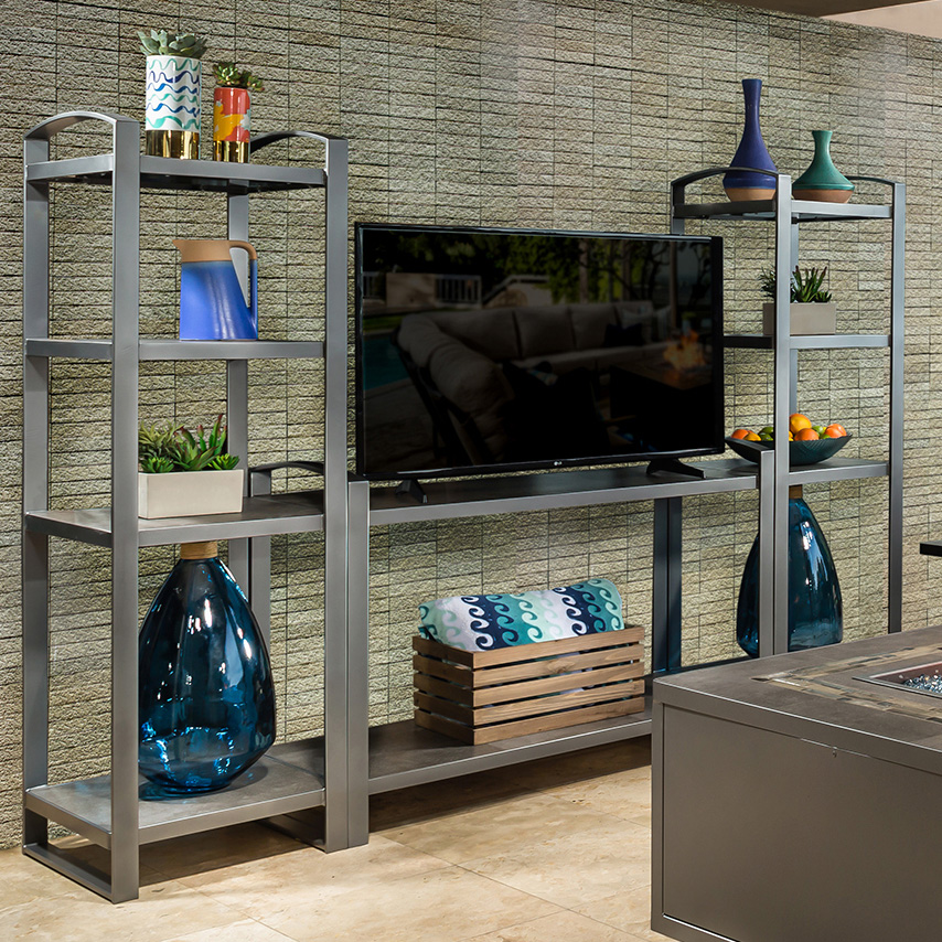 OW Lee Pacifica Outdoor Entertainment Center