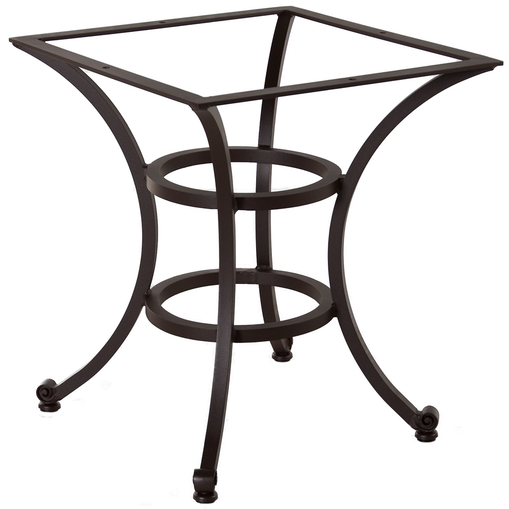 OW Lee Palisades Dining Table Base - 46-DT03