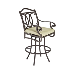 OW Lee Palisades Swivel Counter Stool - 4653-SCS