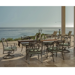OW Lee Palisades 7 Piece Dining Set