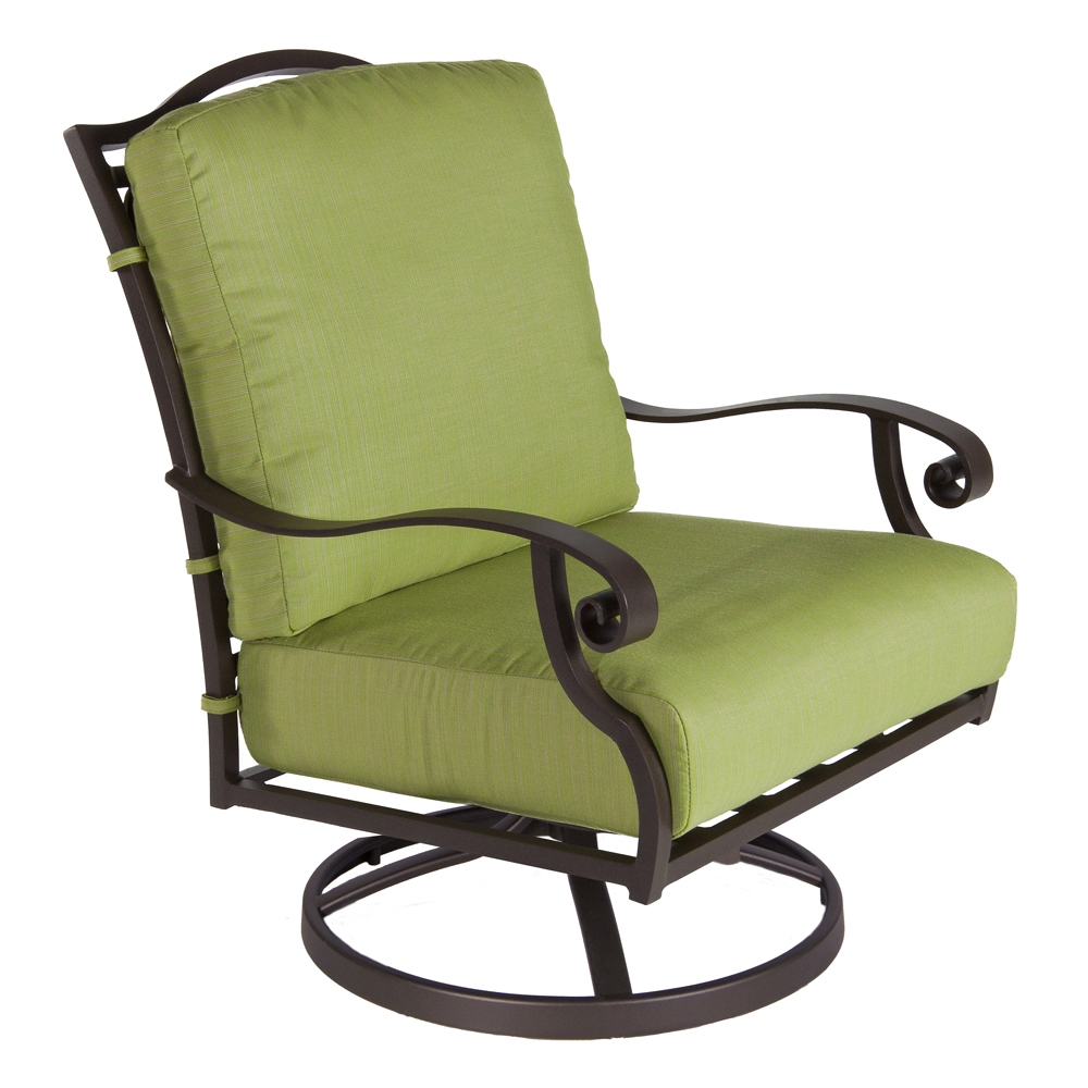 OW Lee Palisades Swivel Rocker Club Chair - 4695-SR