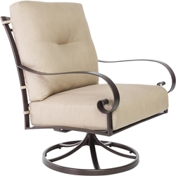 OW Lee Pasadera Swivel Rocker Lounge Chair - 86156-SR