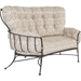OW Lee Pendleton Monterra Crescent Love Seat - PD426-2S