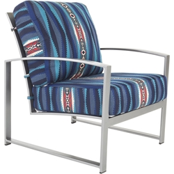 OW Lee Pendleton Pacifica Lounge Chair - PD49165-CC