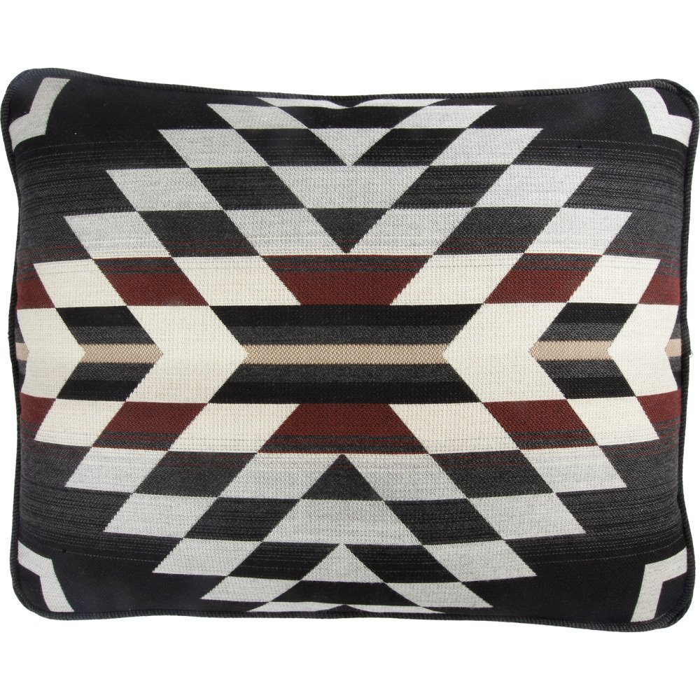 OW Lee Pendleton Creighton Boxed Accent Pillow - PDBP-1519WCL