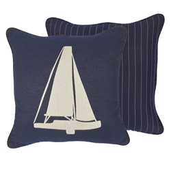 OW Lee Marseille Emblem Pillow - TP-1919MS