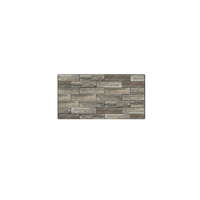 OW Lee Reclaimed Series 28 inch by 50 inch Porcelain Tile Top - W-2850RT