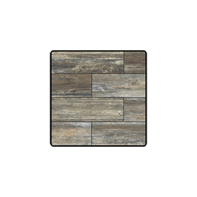 OW Lee Reclaimed Series 36 inch square Porcelain Tile Top - W-36SQ