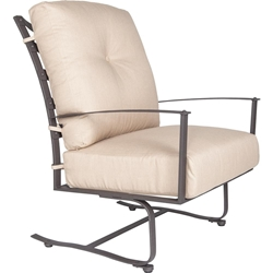OW Lee Spring Base Lounge Chair - 73125-SB