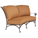 San Cristobal Curved Sectional Set with Fire Pit Table - OW-SANCRISTOBAL-SET7