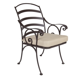 OW Lee Siena Dining Arm Chair - 8263-A