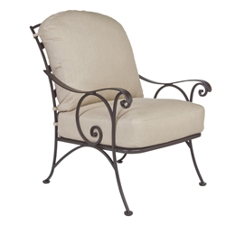 OW Lee Siena Lounge Chair - 8264-CC