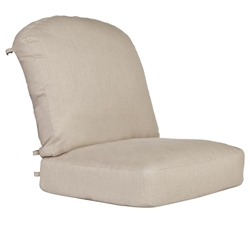 OW Lee Siena PlushComfort Love Seat Replacement Cushions - OW-64-2S