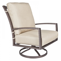 OW Lee Sol Swivel Rocker Lounge Chair - 48115-SR