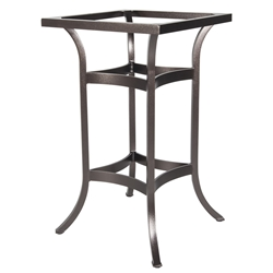 OW Lee Standard Aluminum Bar Table Base 03 - AT-BT03