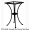 Standard Wrought Iron Dining Table Base (DT01-BASE)