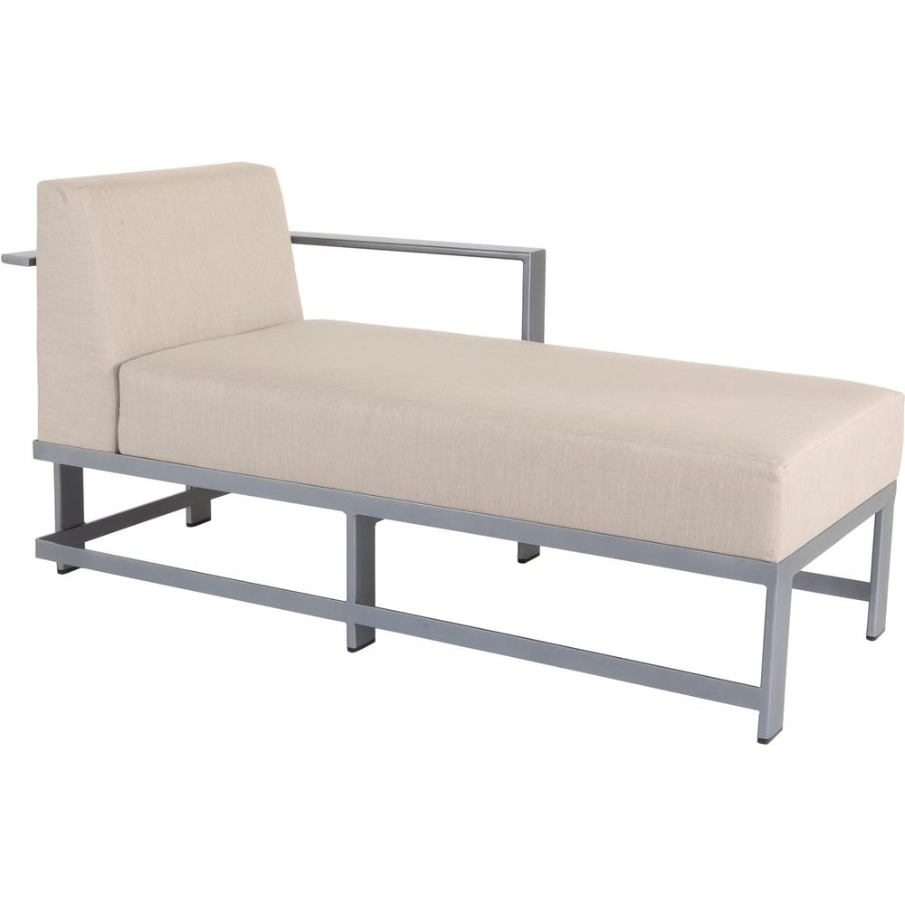 OW Lee Studio Left Sectional Chaise Lounge - 77189-LCH
