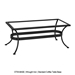 Hacienda Cast Top Rectangle Coffee Table - A244RTB-OT05