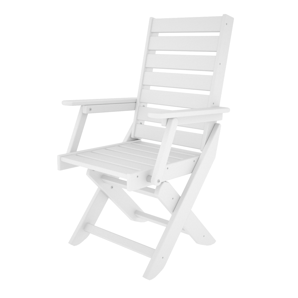 PolyWood Captain Dining Chair - CC4423-1
