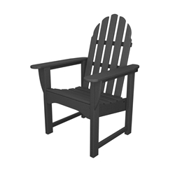 PolyWood Classic Adirondack Casual Chair - ADDC-1